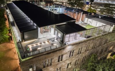 Goddard Building Rooftop Extension