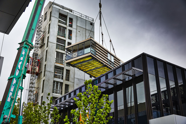 What Is Modular Construction game changer in modular construction – bligh tanner