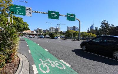 Stanley Street Bikeway