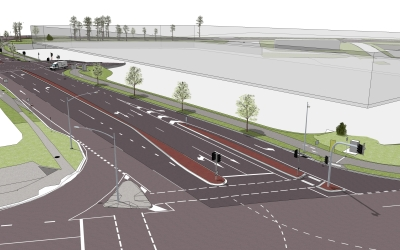 Bligh Tanner's new roads design process praised