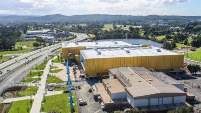 Bligh Tanner Carrara Sport and Leisure Centre